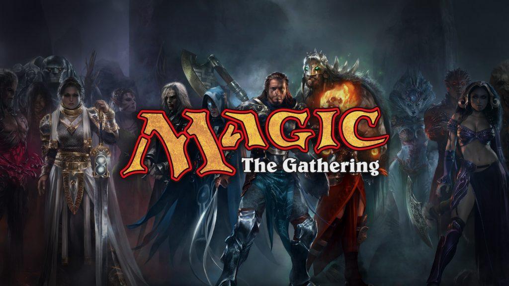 Magic : The Gatering