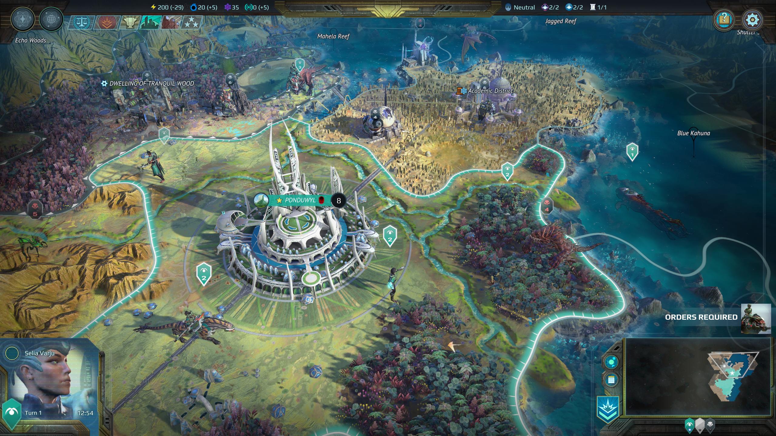 Amazon_Worldmap Age of Wonders