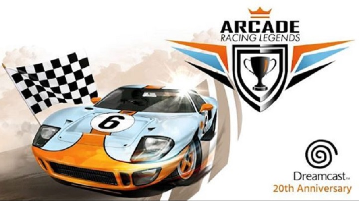 Arcade Racing Legends – Un nouveau jeu Dreamcast passe en production