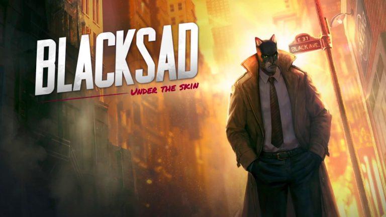 Blacksad: Under the Skin – S'excuse du retard avec une vidéo