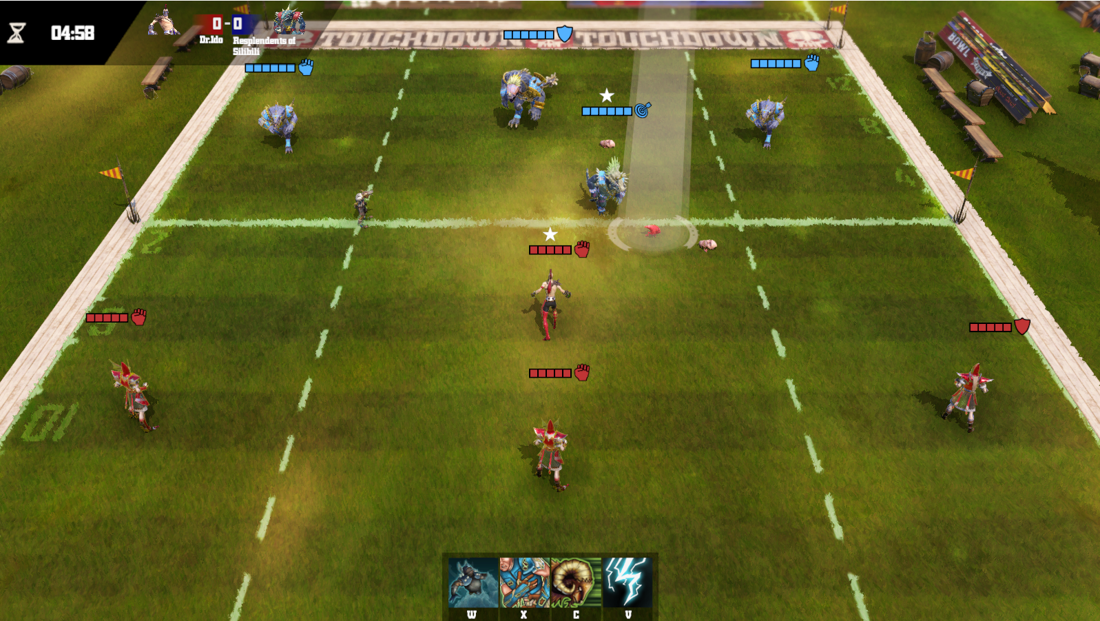 Blood Bowl Death Zone image 1