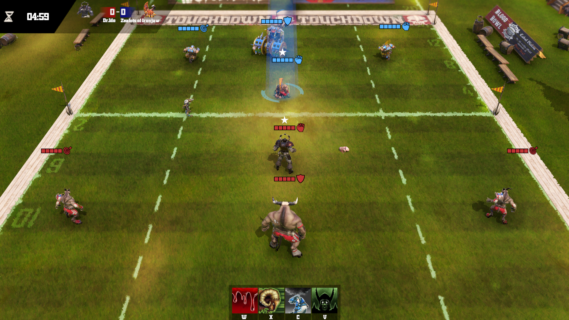 Blood Bowl Death Zone image 2
