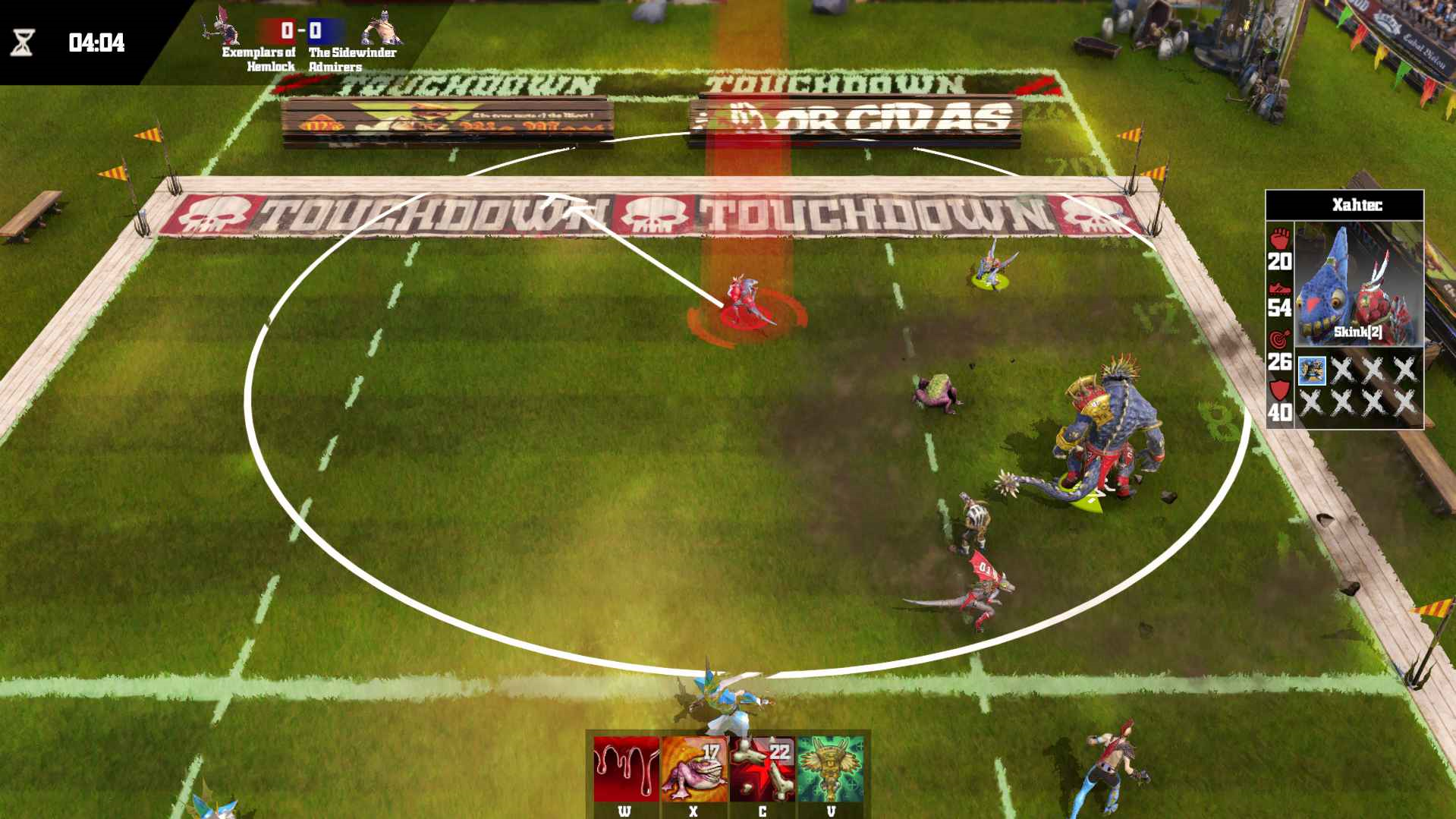 Blood Bowl Death Zone image 5