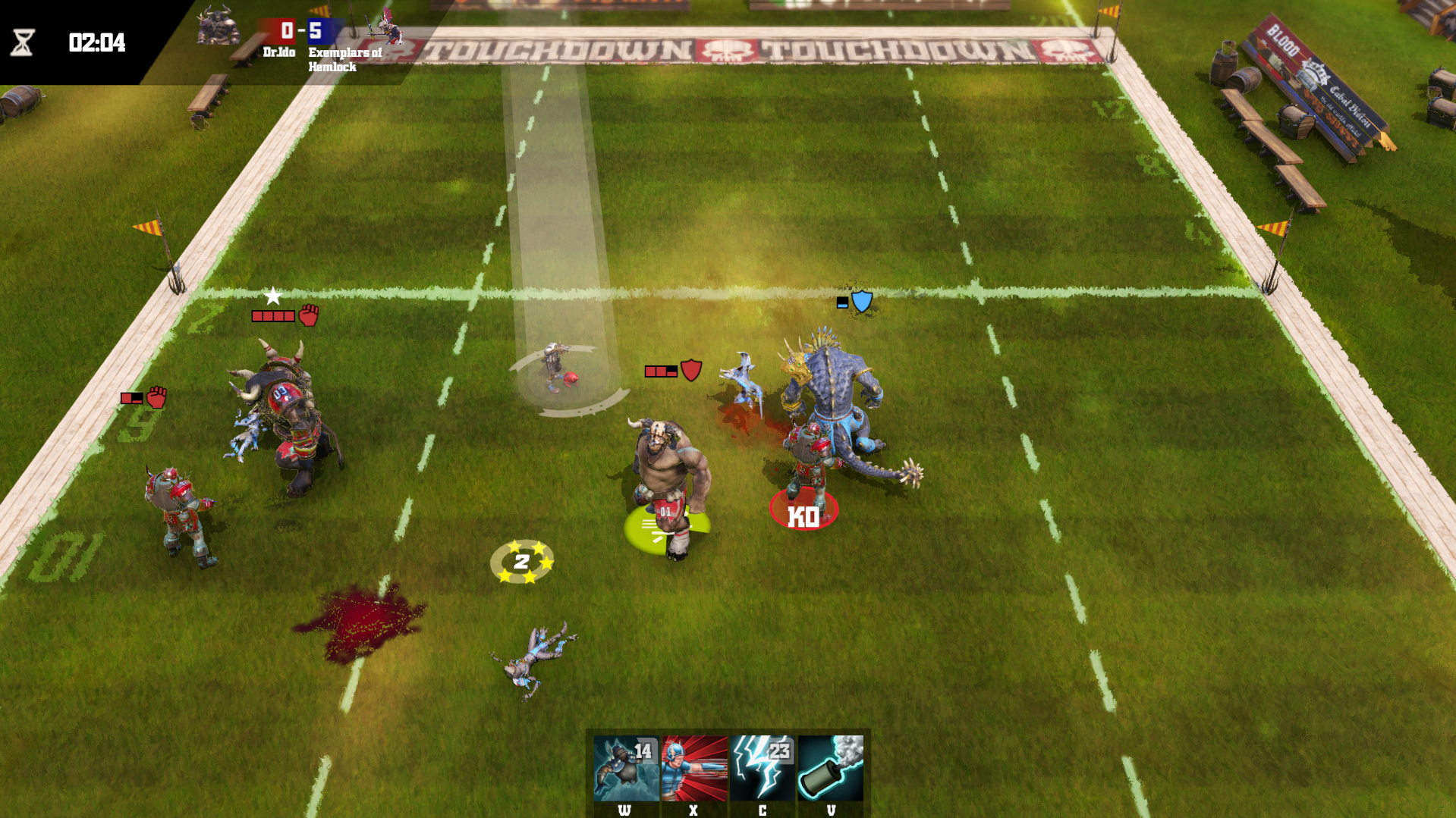 Blood Bowl Death Zone image 6