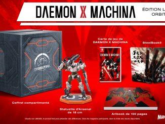 Deamon X Machina