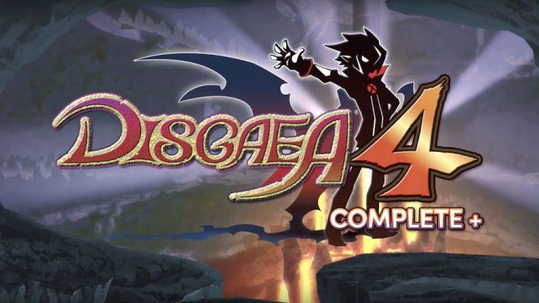 Disgaea 4 Complete+ – Un nouveau trailer dévoile Valvatorez