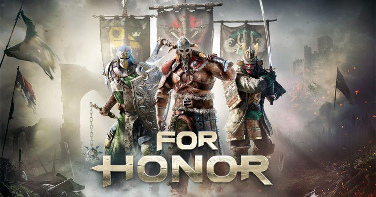 For Honor – Entièrement gratuit ce week-end
