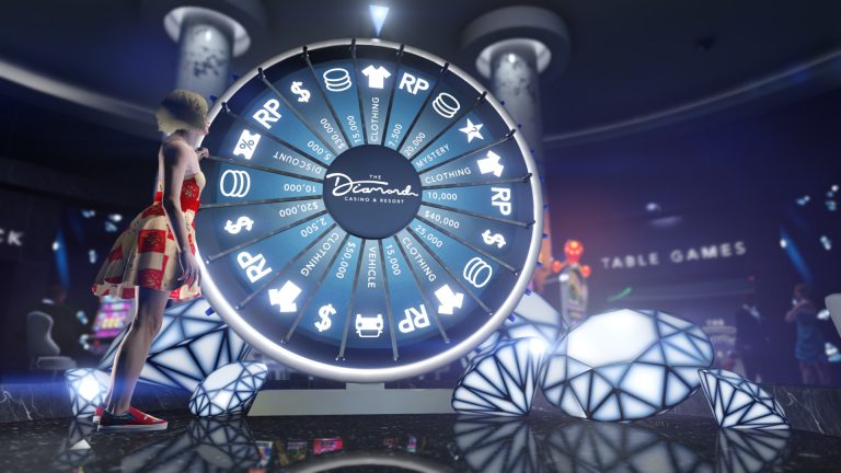 GTA Online – Le Diamond Casino ouvre ses portes