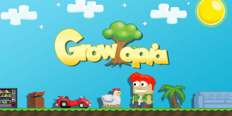 Growtopia – Dès à présent disponible sur consoles