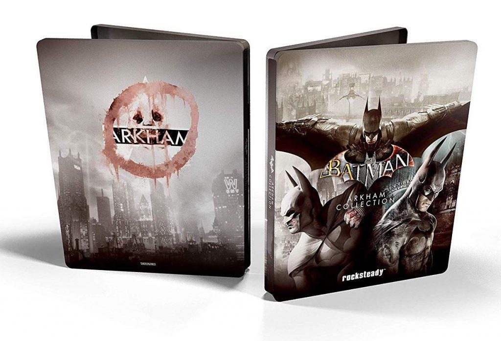 Steelbook - Batman Arkham Collection