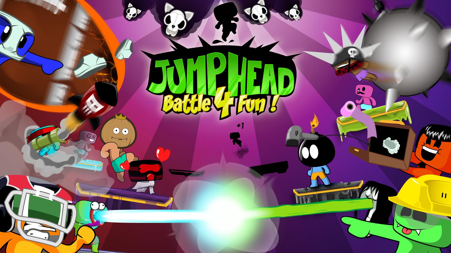 JumpHead Battle4Fun