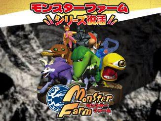 Monster Rancher Remaster