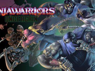The Ninja Saviors : Returm of the Warriors