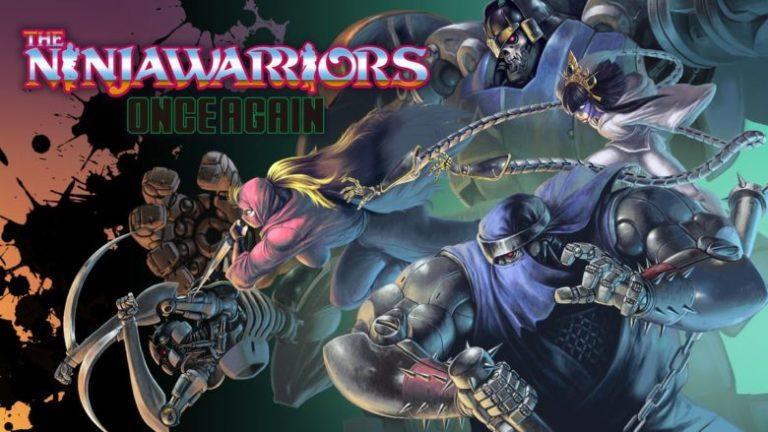 The Ninja Saviors: Return of the Warriors – Annoncé sur Nintendo Switch et PlayStation