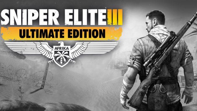 Sniper Elite 3 Nintendo Switch