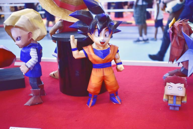 Japan Expo 2019 – Découvrez la maquette avec Anigetter !