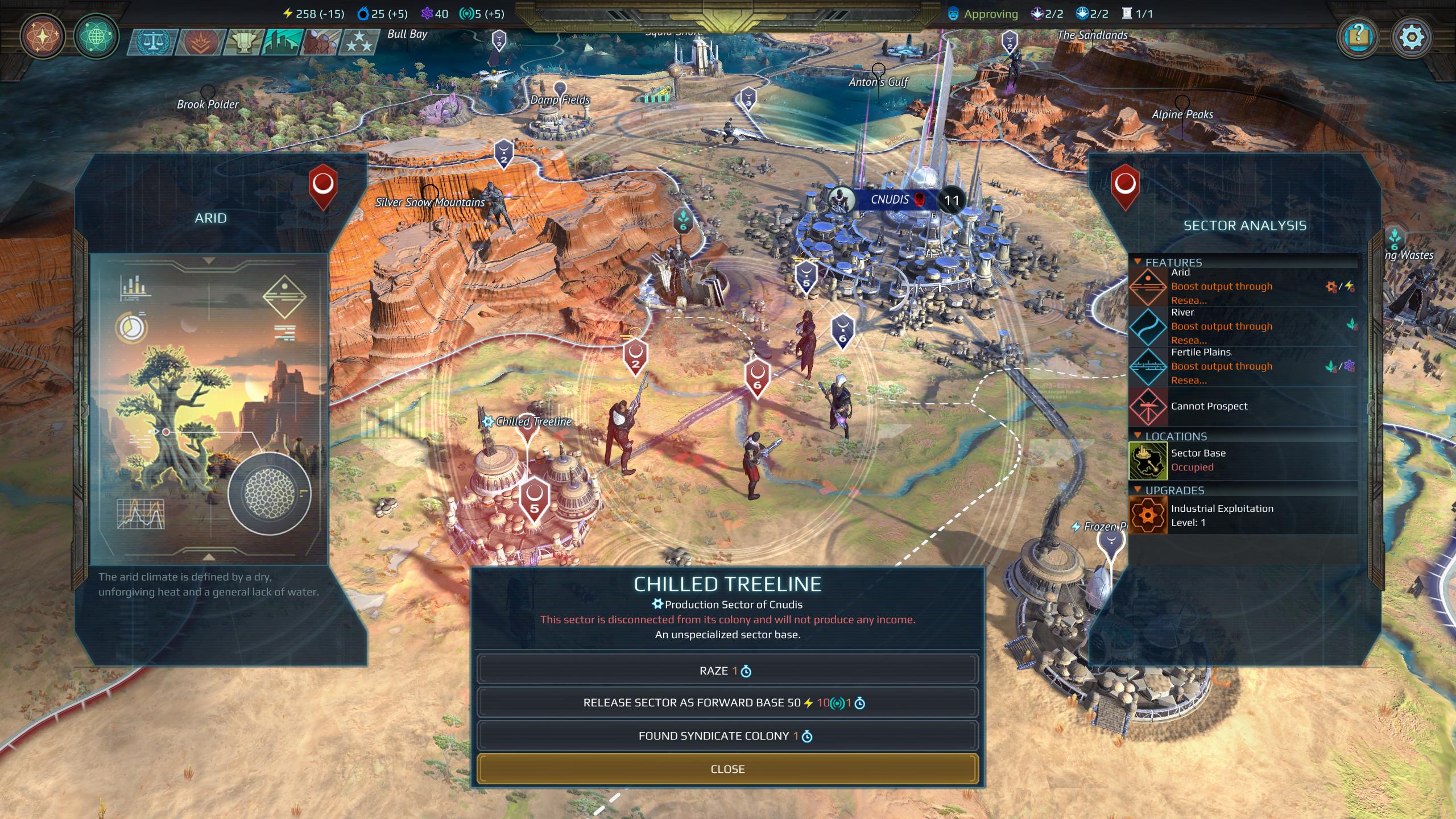 Syndicate_Worldmap_Sector Age of Wonders