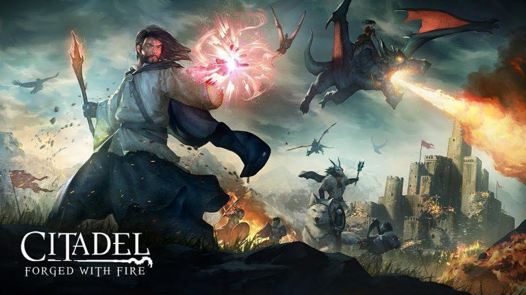 Citadel: Forged With Fire – La date de sortie dévoilée