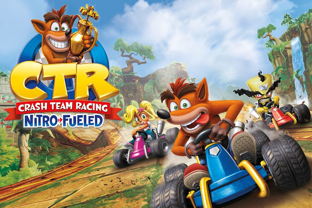 Crash Team Racing : Nitro-Fueled