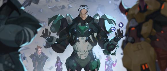 Overwatch – Un nouveau héros arrive très bientôt