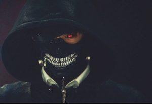 tokyo ghoul kaneki mask