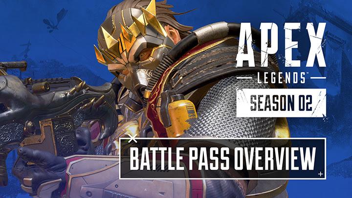 Apex Legends – La saison deux est lancée