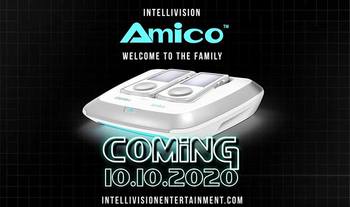 [Gamescom] L'Intellivision Amico – Dévoile son catalogue de jeu à Cologne