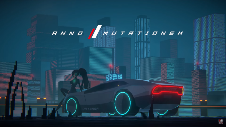 Anno : Mutationem – Entre Cyberpunk et Fan fiction !