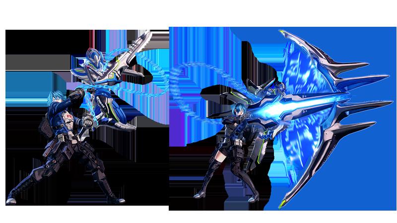 Astral Chain Legion et Neuron