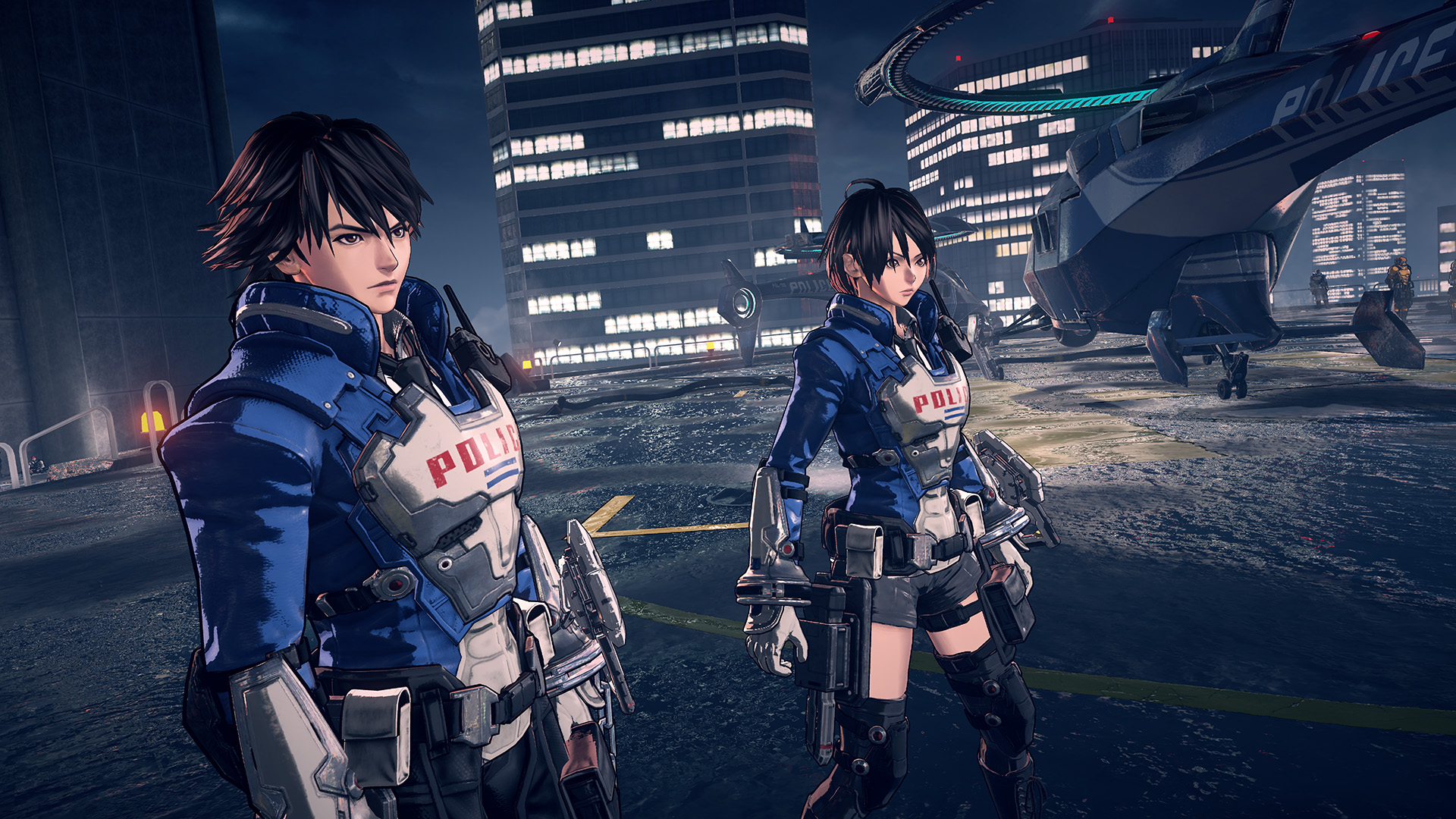 Astral Chain jumeaux
