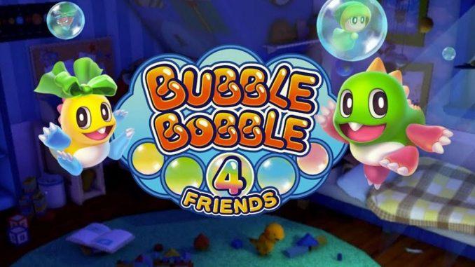 Bubble Bobble 4