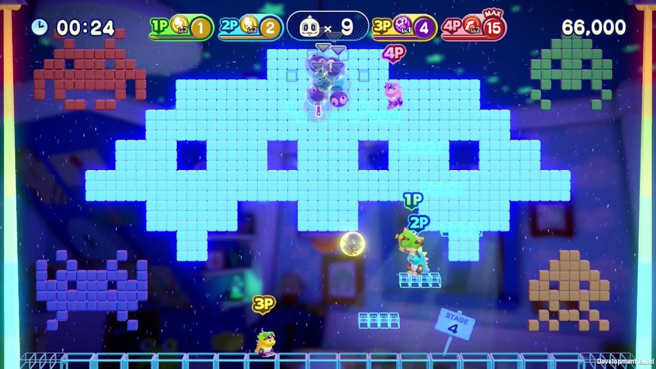 Bubble Bobble 4 Nintendo Switch