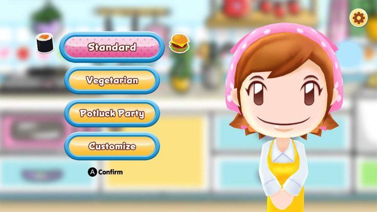 Cooking Mama : Cookstar – Informations et premières images du jeu