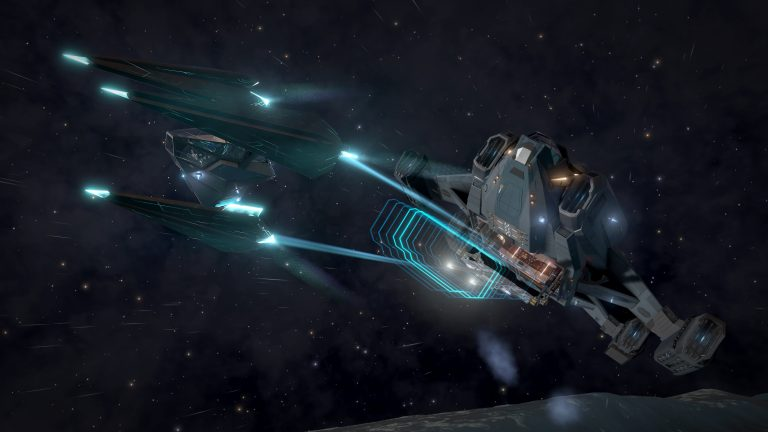 [Gamescom] Elite Dangerous – Fleet Carriers, nouveautés