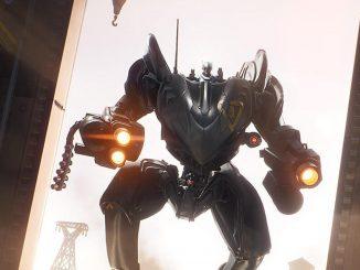 Fortnite Brute robot