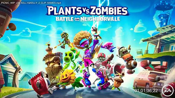 Plants vs Zombies: Battle for Neighborville – Se dévoile via un leak vidéo