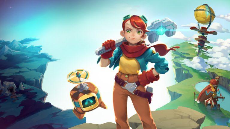 Sparklite – Le jeu s'offre une bande annonce pour la Nintendo Switch