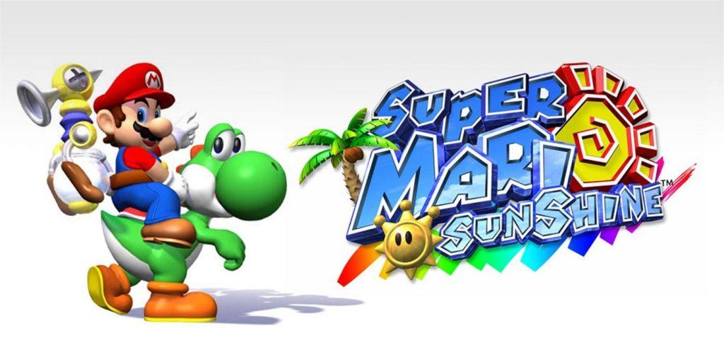 Super Mario Sunshine Nintendo