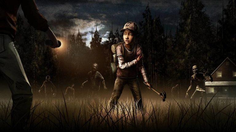 The Walking Dead saison 2 et 3 – Daté sur Nintendo Switch