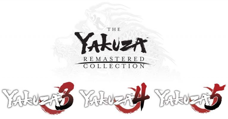 [Gamescom] The Yakuza Remastered Collection – Disponible dès à présent sur PlayStation 4