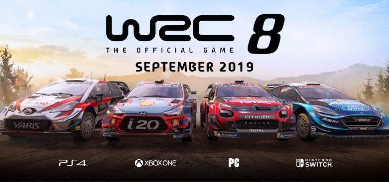 WRC 8 – Les vieilles bagnoles à l'honneur