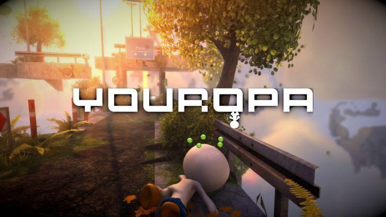 [Gamescom] Youropa – Le Puzzle et Platformer disponible prochainement sur Switch