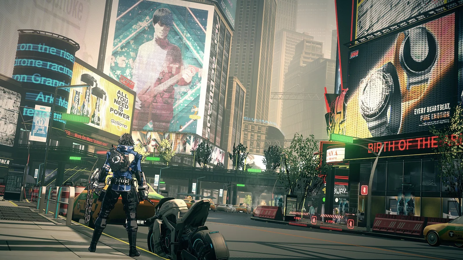 astral chain ark city 2