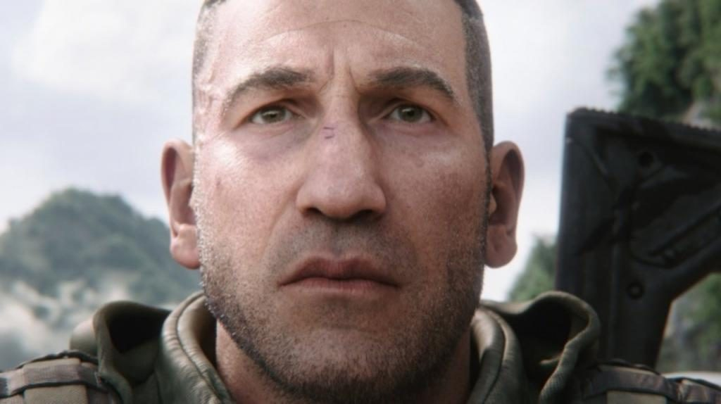 Ghost Recon Breakpoint Jon Bernthal