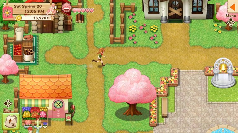 Harvest Moon: Mad Dash – En Europe cet automne