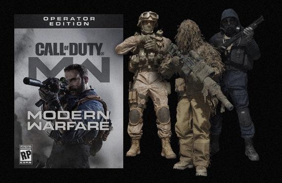 Call of Duty : Modern Warfare- Operateur