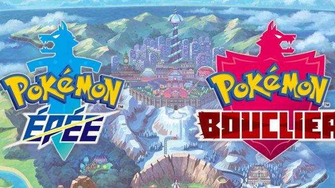Pokemon Epée & Bouclier