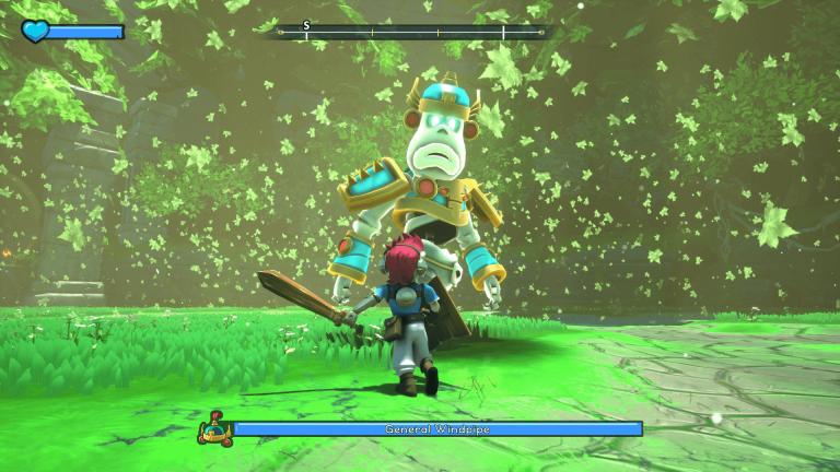 A Knight's Quest – Annoncé en vidéo sur consoles et PC