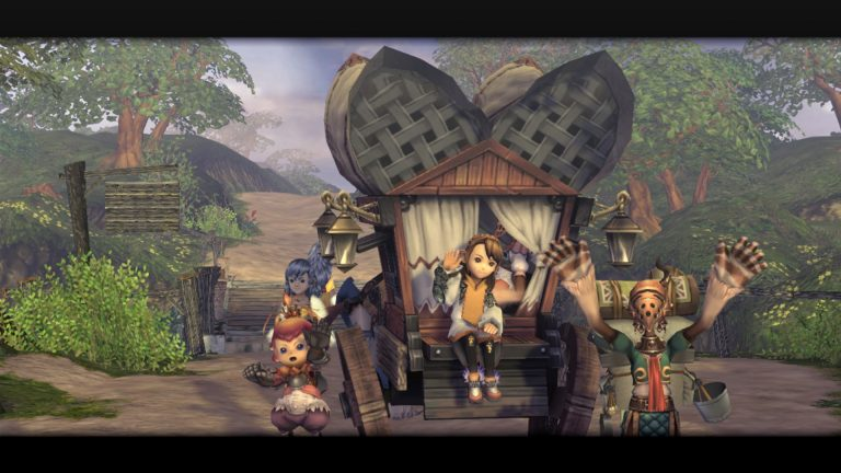 [TGS19] Final Fantasy Crystal Chronicles Remastered Edition – Gameplay