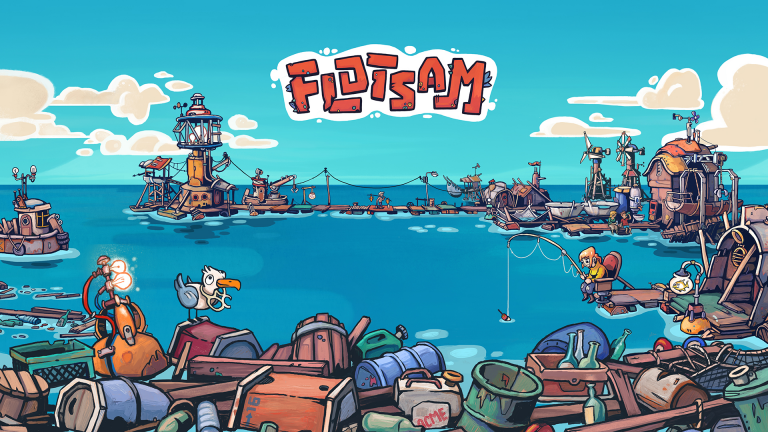 Preview Flotsam – On a construit notre village ambulant.